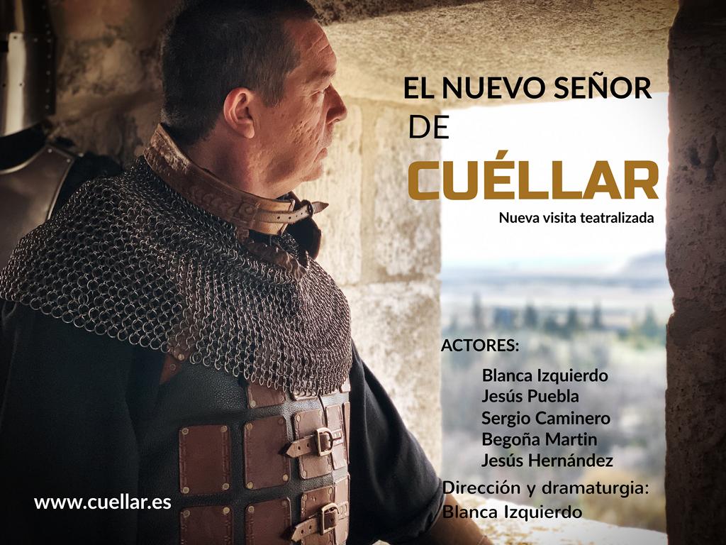 Nueva Teatralización en el Castillo de Cuéllar 24b79d16d0a